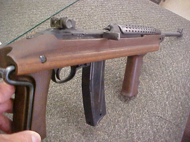 Plainfield Machine Co  M1 Carbine With Paratrooper Stock  Nice