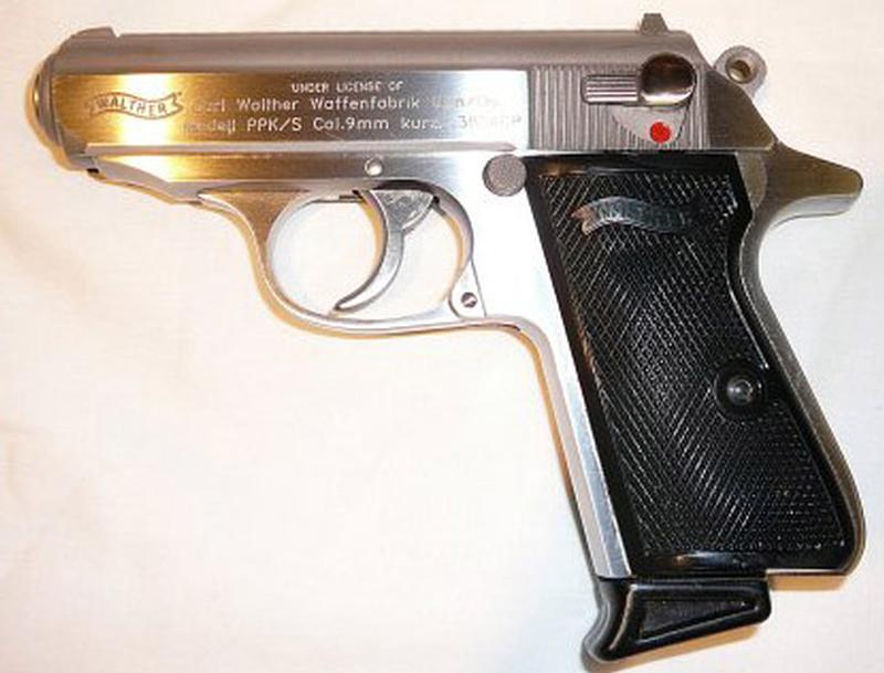 smith wesson s w walther ppk s 1 380 acp for sale at gunauction rh gunauction com Walther PPK S 380 Parts Walther PPK S Parts Diagram