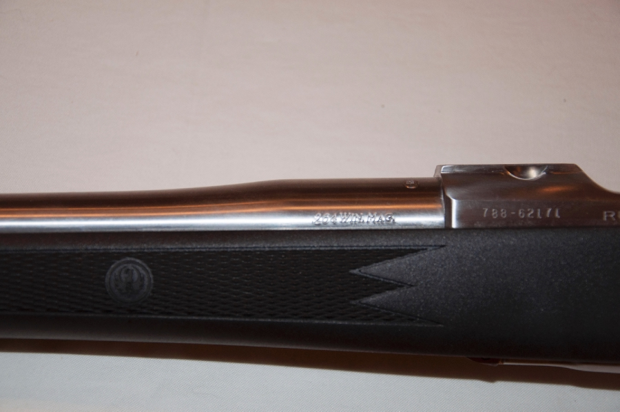 Ruger - Model 77 MkII Stainless NIB 264 Win Mag - Picture 3