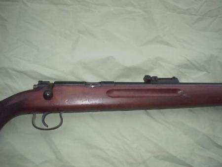Mauser Werke, Oberndorf-am-Neckar - mauser es 350 b training rifle 22 long rifle - Picture 4