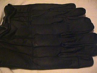 SAP leather GLOVES law enforcement gloves XXL - Picture 1