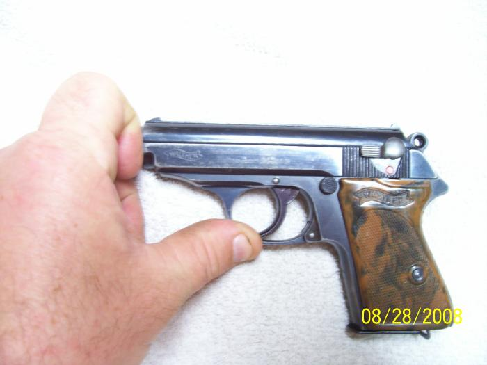 Walther - Pre War PPK - Picture 2