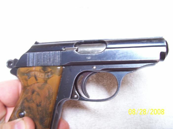 Walther - Pre War PPK - Picture 5