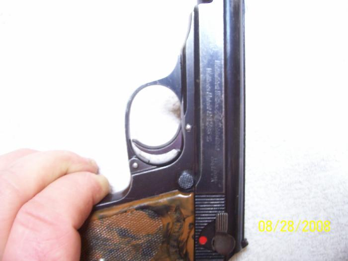 Walther - Pre War PPK - Picture 9