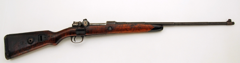 GERMAN MAUSER MODEL 98 43 BYF - CALIBER 8MM BOLT ACTION RIFLE C&R OK - Picture 2
