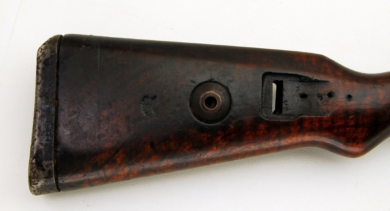 GERMAN MAUSER MODEL 98 43 BYF - CALIBER 8MM BOLT ACTION RIFLE C&R OK - Picture 4