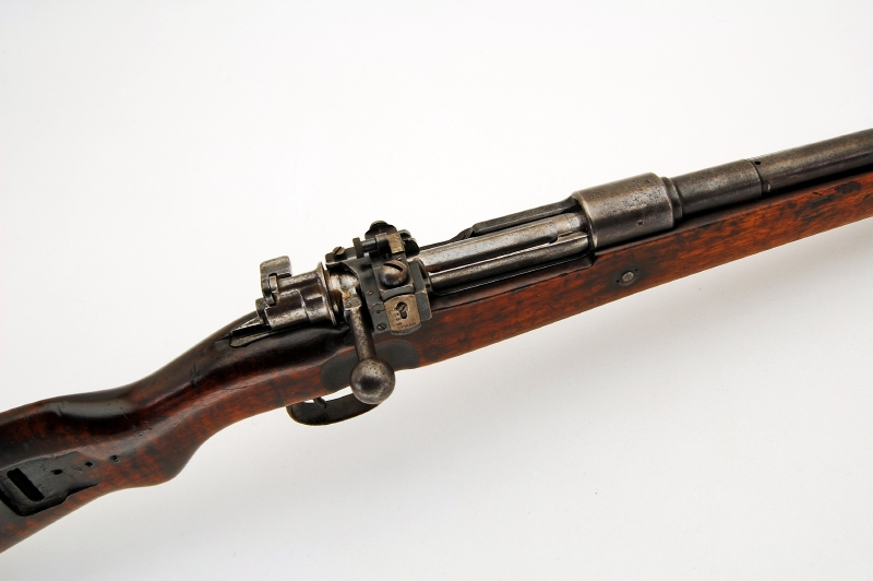 GERMAN MAUSER MODEL 98 43 BYF - CALIBER 8MM BOLT ACTION RIFLE C&R OK - Picture 1