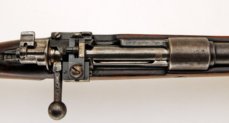 GERMAN MAUSER MODEL 98 43 BYF - CALIBER 8MM BOLT ACTION RIFLE C&R OK - Picture 9