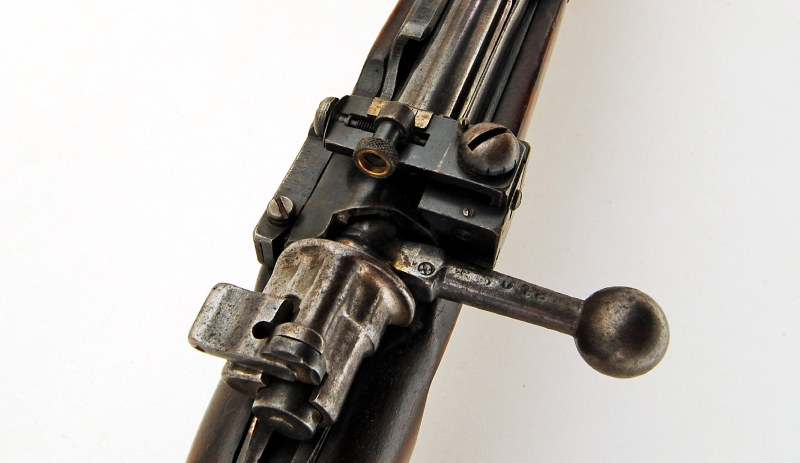 GERMAN MAUSER MODEL 98 43 BYF - CALIBER 8MM BOLT ACTION RIFLE C&R OK - Picture 10