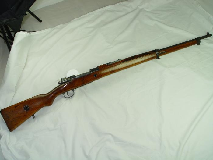 Mauser - Turkish 1945 8MM Mauser Look! - Picture 1