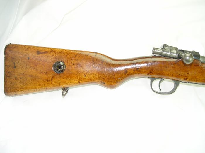 Mauser - Turkish 1945 8MM Mauser Look! - Picture 3