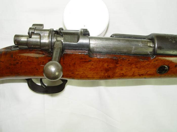 Mauser - Turkish 1945 8MM Mauser Look! - Picture 4