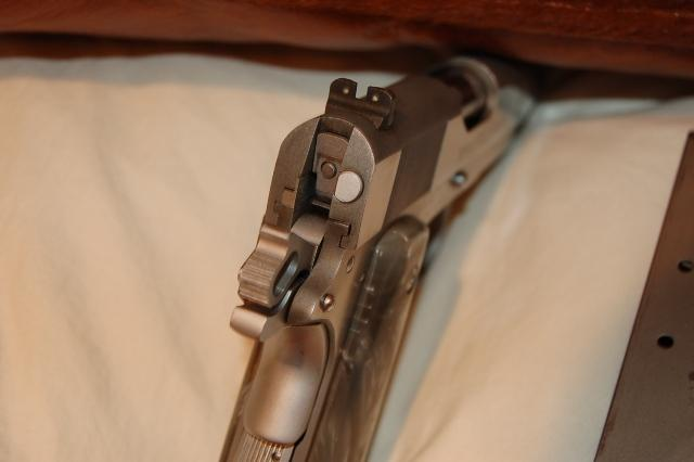 Springfield Armory (Springfield, Mass) - Springfield Armory, V10 Champion, 45 Cal - Picture 3