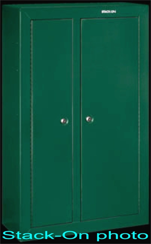 Stack-On10 Gun Double-Door Security Cabinet - Picture 1