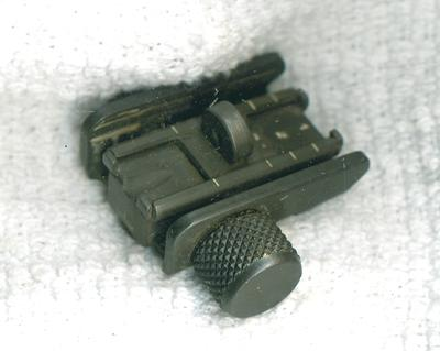 M1 Carbine Adjustable Rear Sight Ir Co For Sale At Gunauctioncom