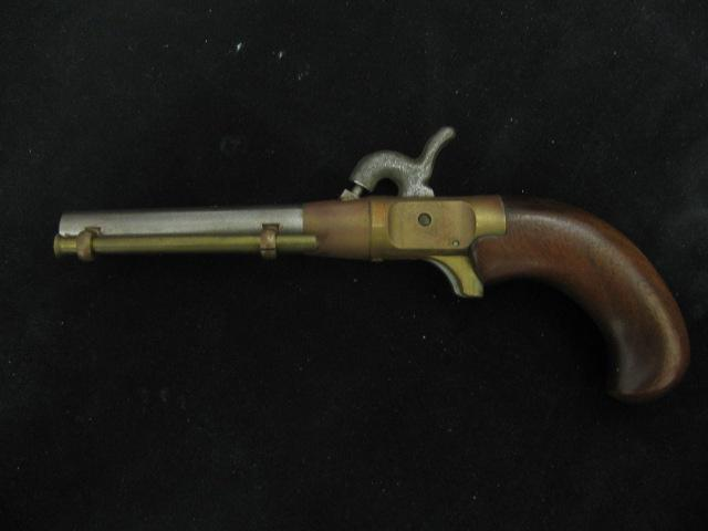 Classic Arms New Orleans Ace Black Powder Pistol - Picture 6