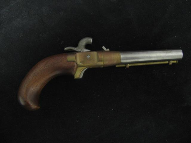 Classic Arms New Orleans Ace Black Powder Pistol - Picture 8