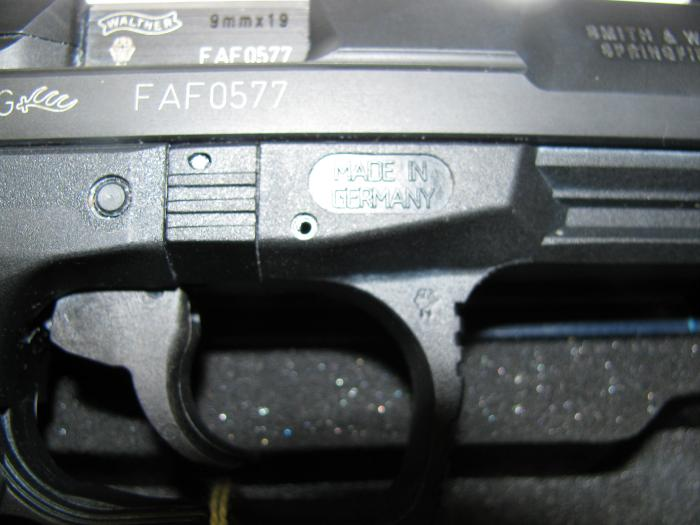 Walther - WALTHER P99 CAL 9MM WITH TO HIGH CAP MAGS. - Picture 2