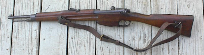 Dutch M95 Calvary Carbine Hembrug 1918 6.5mm - Picture 1