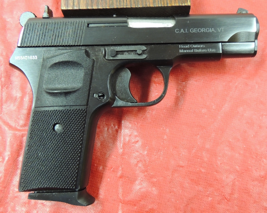 Century Arms - ZASTAVA M88A PISTOL 9MM S/A 2-MAGS - Picture 4