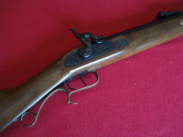 Thompson / Center Arms - 54 CALIBER HAWKINS SIDE LOCK LIKE NEW - Picture 2