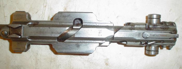 - German WWII MG34 Parts Kit with De-milled Rec - Picture 6