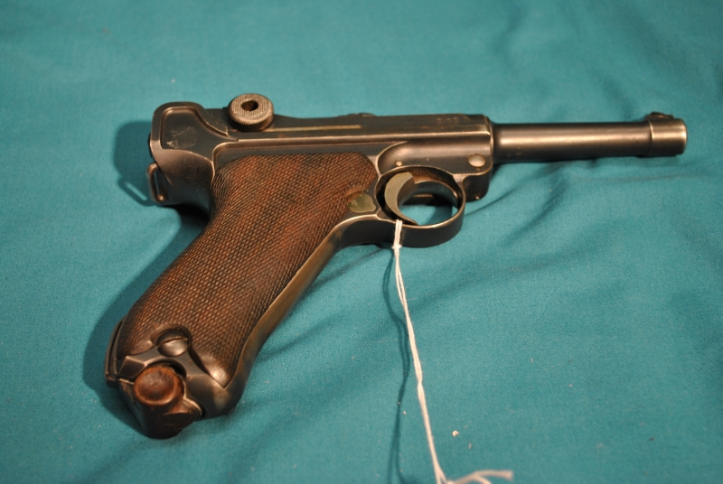 LUGER - P-08 DWM DOUBLE DATED 1920/1915  9MM - Picture 1