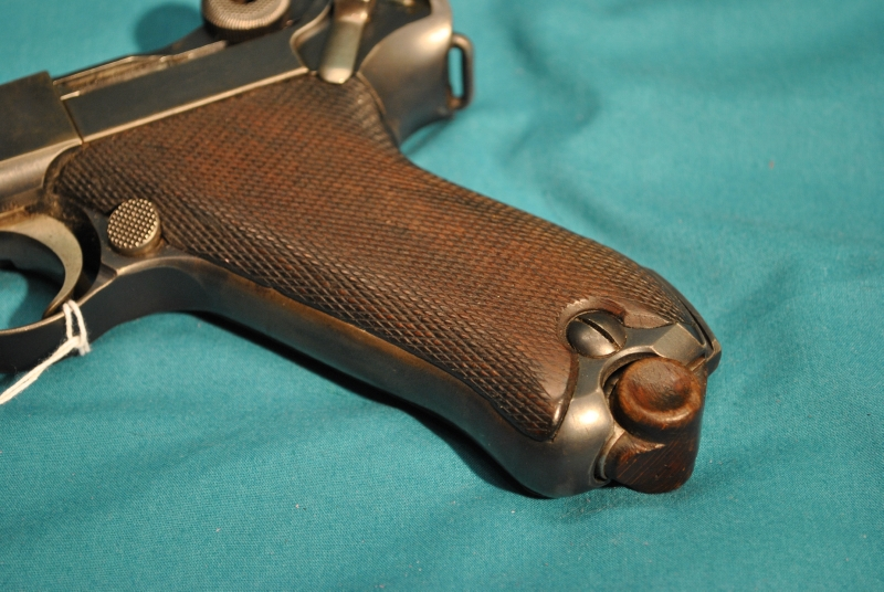 LUGER - P-08 DWM DOUBLE DATED 1920/1915  9MM - Picture 5