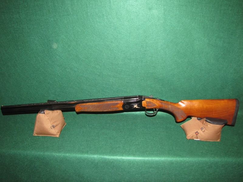Savage-Stevens - Model 512 Gold Wing 28 ga. O/U Shotgun - Picture 1