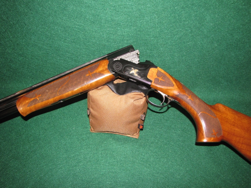 Savage-Stevens - Model 512 Gold Wing 28 ga. O/U Shotgun - Picture 8