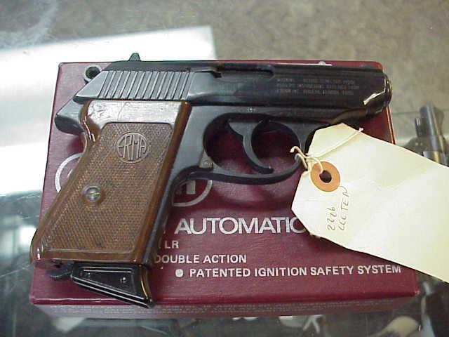 Erma Excam 22 ,ppk style - Erma Excam RX22, 22 LR. PPK style - Picture 1