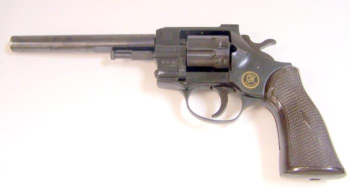 Arminus - Arminius HW7 22 Magnum Cal. 8-Shot Revolver AS IS - Picture 3