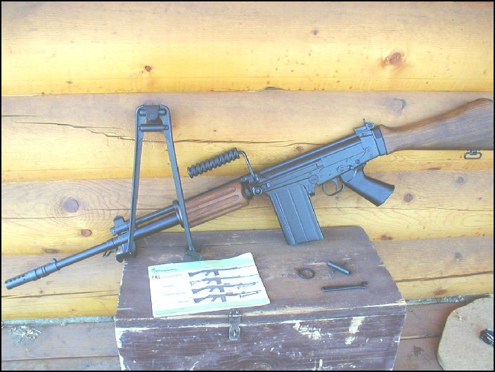 Fn Fal 308 Match Model 50 42 Belgium Made