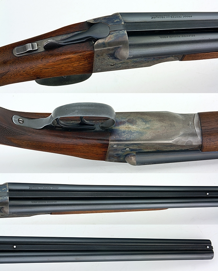 STEVENS ARMS COMPANY - MODEL 5100 SIDE BY SIDE SXS 16GA SHOTGUN - Picture 2