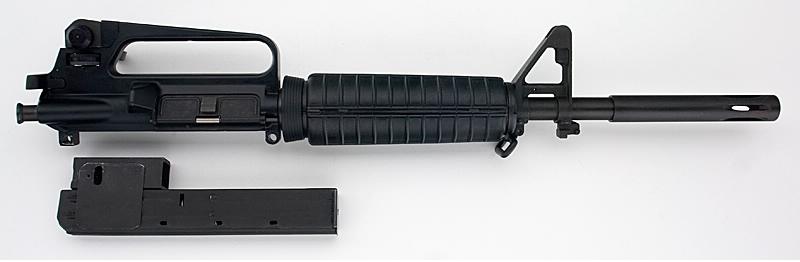 OLYMPIC ARMS - AR-15 COMPLETE UPPER .45 ACP CONVERSION KIT - Picture 1