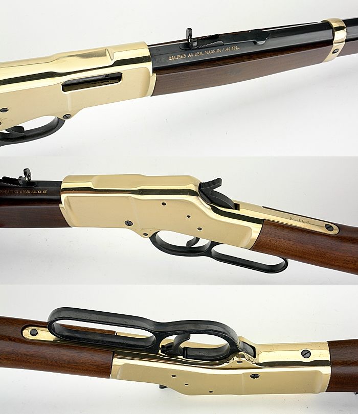 HENRY BIG BOY - MODEL H006 LEVER ACTION .44 MAG/SPL RIFLE - Picture 2