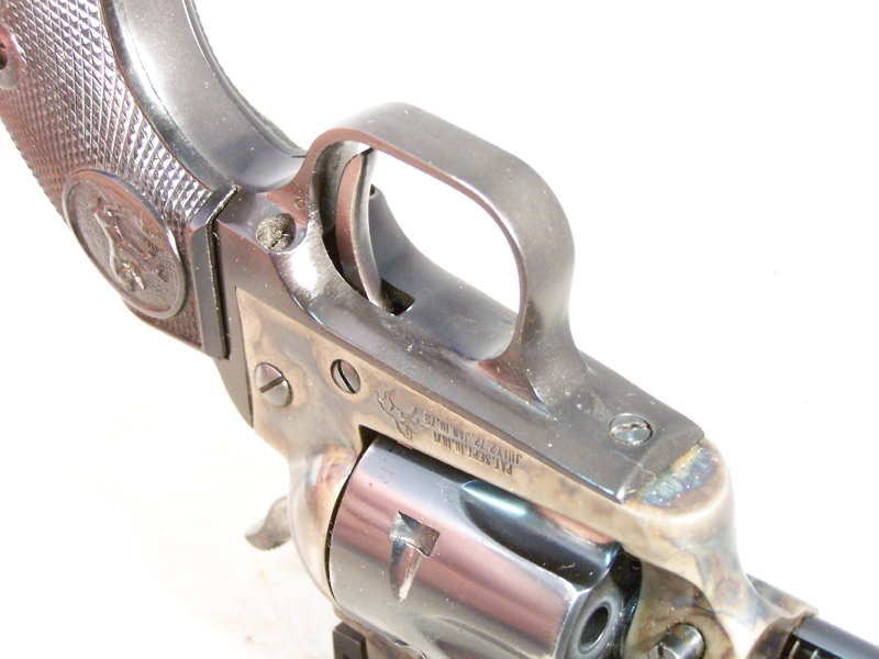 COLT NEW FRONTIER 22 CAL, - BUNTLINE,  SINGLE ACTION, CASE HARDENED FRAME - Picture 9