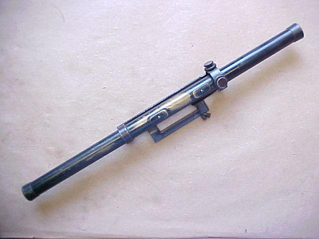 Wards Antique, brass tube scope, like Wollensak