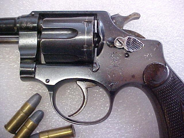 MANUEL ESCODIN, ESPANA - MODEL 1926, 32 SMITH & WESSON COPY, C&R OKAY - Picture 3