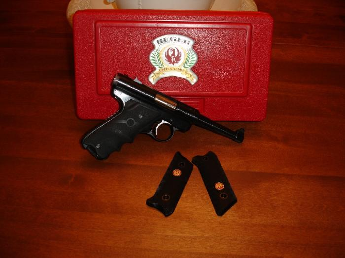 Ruger - Ruger Mark II 50th Anniversary Edition 22 Caliber - Picture 3