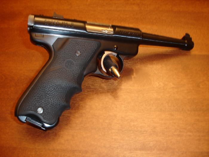 Ruger - Ruger Mark II 50th Anniversary Edition 22 Caliber - Picture 5
