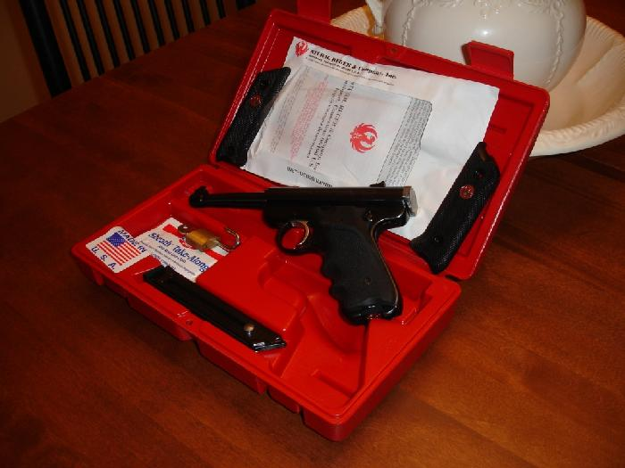 Ruger - Ruger Mark II 50th Anniversary Edition 22 Caliber - Picture 2