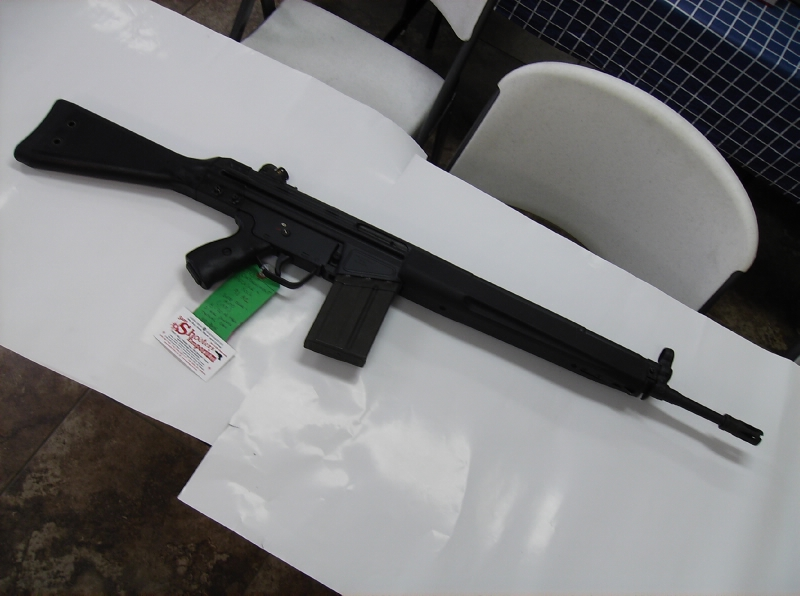 Heckler & Koch - H&K 91 A2 .308 Semi Dated (1981) (A8179-11) - Picture 1