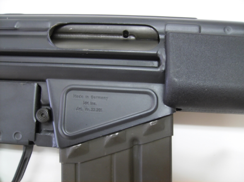 Heckler & Koch - H&K 91 A2 .308 Semi Dated (1981) (A8179-11) - Picture 5