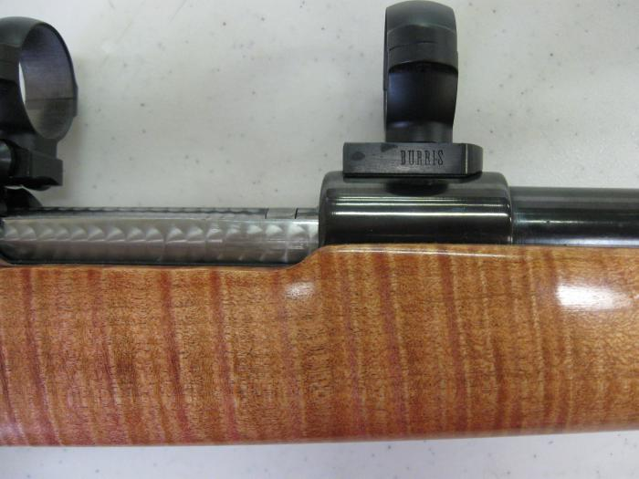 Mauser - Mauser 98 Custom 6.5-06 Douglas Barrel (A5814-10) - Picture 5