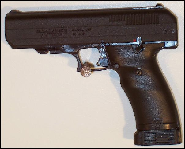Hi-point .45 auto - Picture 1