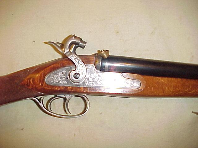 CVA 12 Ga Black Powder Shotgun Double Barrel - Picture 4