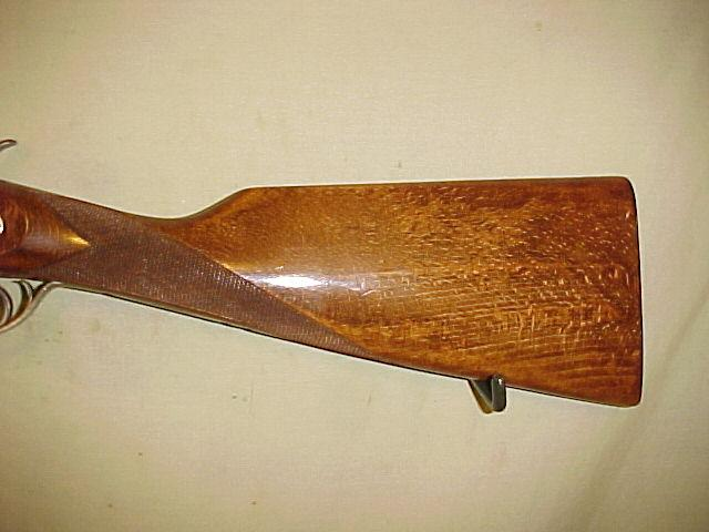 CVA 12 Ga Black Powder Shotgun Double Barrel - Picture 6