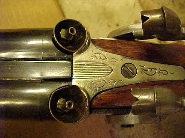 CVA 12 Ga Black Powder Shotgun Double Barrel - Picture 9