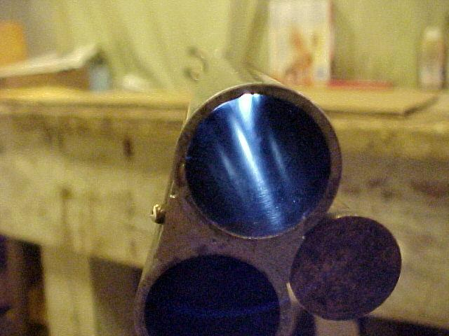 CVA 12 Ga Black Powder Shotgun Double Barrel - Picture 2